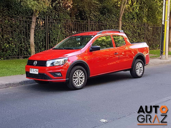 Volkswagen Saveiro Doble Cabina 2018