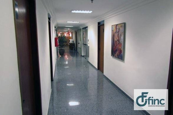 Sala Comercial À Venda, Centro De Apoio Ii Alphaville, Santana De Parnaíba. - Sa0055