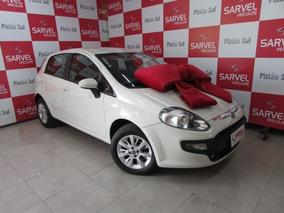 Fiat Punto Attractive 1.4 Flex, Jki9345