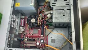 Computador Positivo Pc Antigo Apenas Gabinete E Componentes