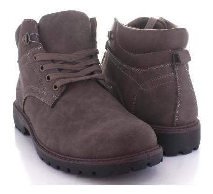 Botin Para Hombre Swiss Navy 15647-055458 Color Taupe