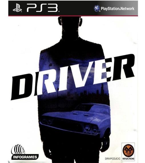 Driver Classico Do Ps1 - Psn Ps3 Pronta Entrega