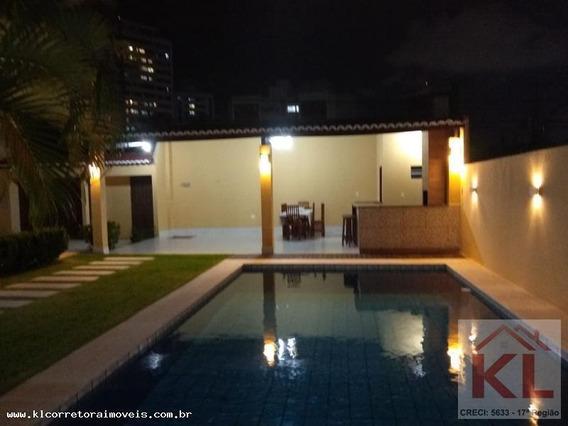 Casa Para Venda Em Natal, Capim Macio, 3 Dormitórios, 3 Suítes, 4 Banheiros, 6 Vagas - Kc 0201_2-839931