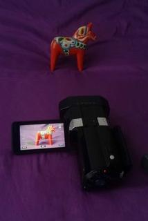 Ganga Cámara Video Profesional, Full Hd, ( Graba 2d Y 3d)