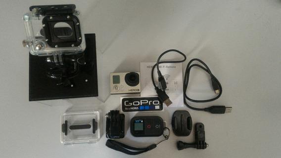 Gopro Hero 3 Black Edition E Acessórios