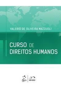 Livro Curso De Direitos Humanos 3ª Ed 2016 Valerio Mazzuoli