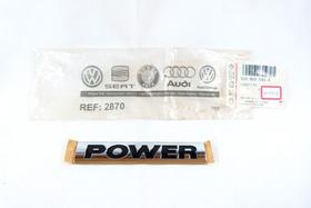 W454 Logotipo Emblema Power Gol 5u0853685a //