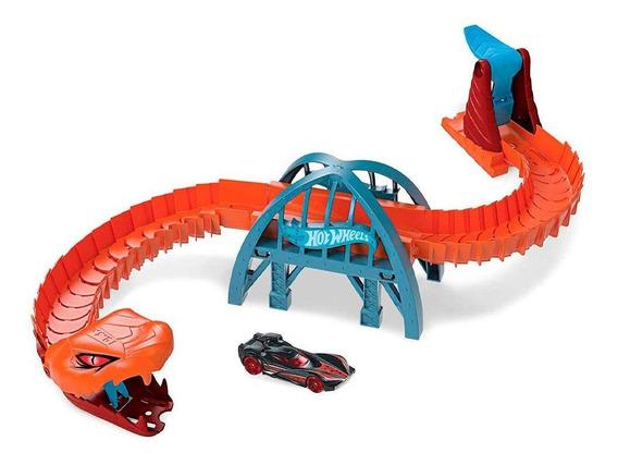 Hot Wheels Pista Ponte De Cobra - Mattel