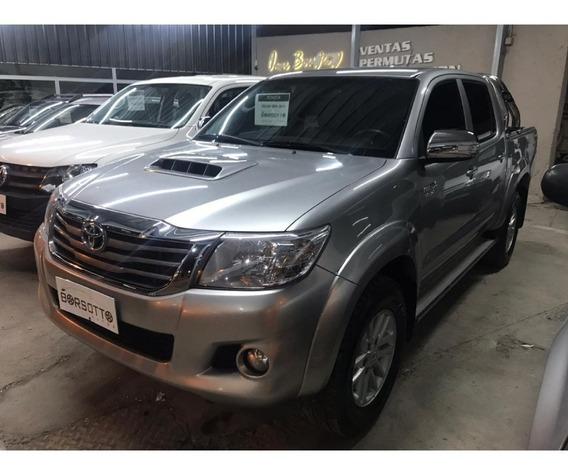Toyota Hilux Srv 4x2 2015 92 Mil Km Permuto Borsotto