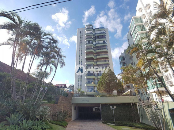 Apartamento Com 3 Dormitórios À Venda, 122 M² Por R$ 450.000,00 - Rio Branco - Novo Hamburgo/rs - Ap2253