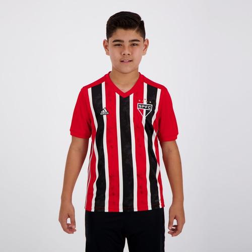Camisa adidas São Paulo Ii 2020 Infantil