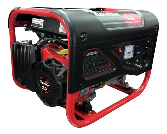 Generador A Gasolina 1,2 Kw 120v