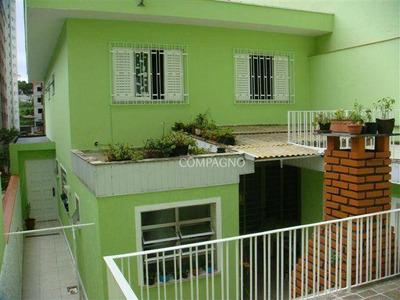 Sobrado Com 3 Dormitórios À Venda, 290 M² Por R$ 1.320.000 - Santana - São Paulo/sp - So0018