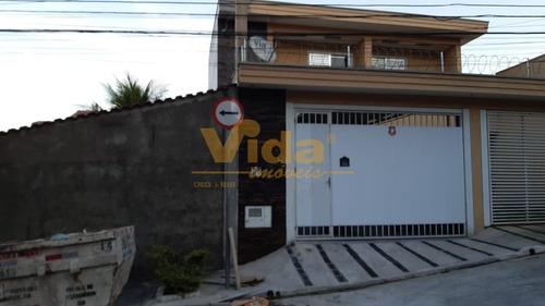 Imagem 1 de 14 de Casa Térrea  A Venda Em Km 18  -  Osasco - 44735