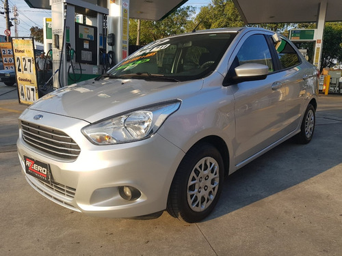 Ford Ka + Sedan 2017 Completo Impecável 26.000 Km 1.5 Flex