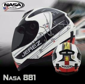Capacete Nasa Sh 881 Jerez 58