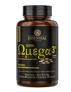 Super Omega 3 Tg 1000mg (180caps) Essential