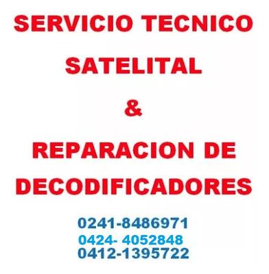 Servicio Técnico D Antenas Satelitales Directv,movistar,inte