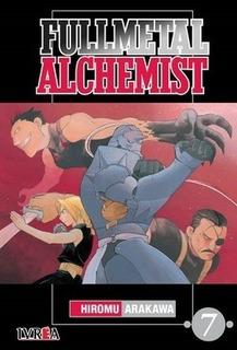 Fullmetal Alchemist 07 - Hiromu Arakawa