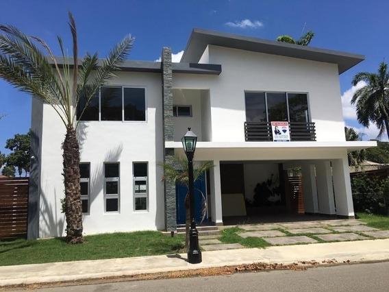 Preciosa Casa De Renta En Los Samanes