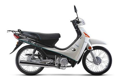 Motomel Dlx 110 Base Deluxe Córdoba