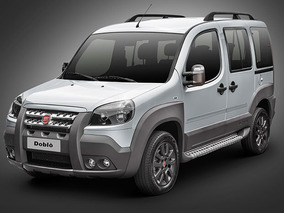 Teste Ml Fiat Doblo 1.8 16v Adventure Flex 5p