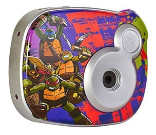 Teenage Mutant Ninja Turtles 98365 Camara 2d Con 1 Pulgada L