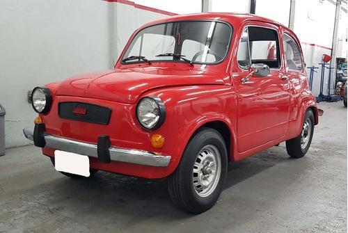 Fiat 600 S - 1981