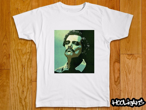 Remeras Narcos - Dr. House - Friends (series)