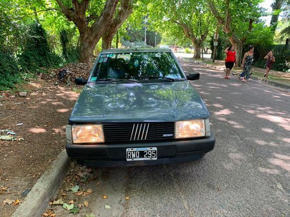 Fiat Regatta 1989 En Marcha Vtv Grabado, Papeles, Titular