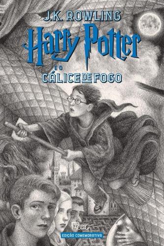 Harry Potter E O Calice De Fogo - Ed. 20 Anos
