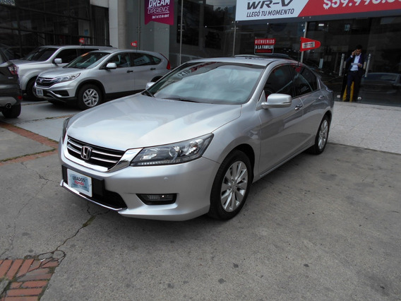 Honda Accord Ex V6 2014 Hkw 937