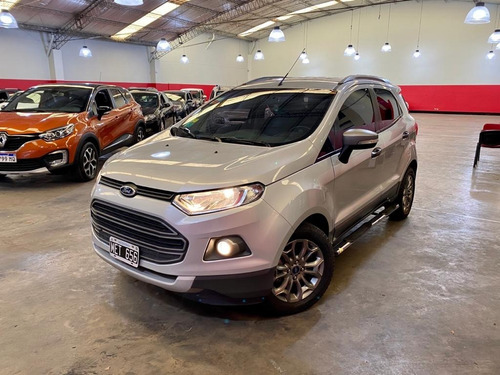 Ford Ecosport 1.6 Freestyle 2013 $940.000 Y Cuotas!!