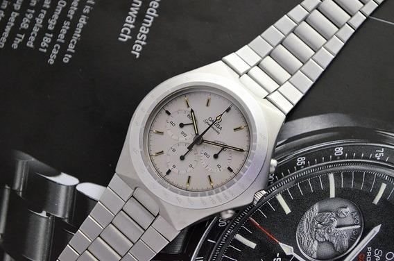 Omega Speedmaster Ref: 145.0040 Teutonic - Raro Modelo 80´s