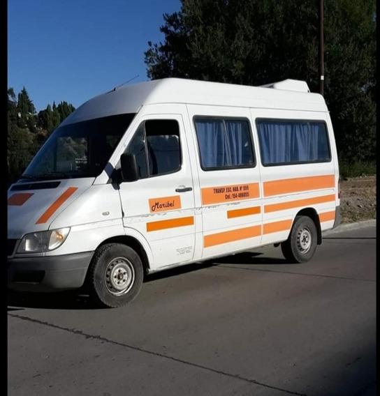 Mercedes-benz Sprinter 2.1 313 Combi 3550 15+1 2009
