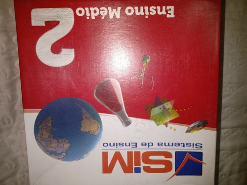 Livro Sistema De Ensino Sim2 Sériemódulo 1,2,3,4