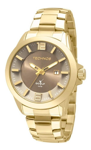 Relógio Technos Masculino Golf 2115krm/4c
