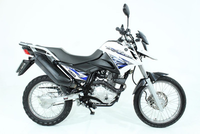Yamaha Xtz 150 Crosser Ed 2017 Branca - Ipva E Dpvat 2020 Pg