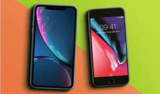 Compro Iphones X,xs,xr,8,7 Plus Com Tela Quebrada