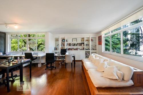 Apartamento À Venda - Jardim Europa, 2 Quartos,  170 - S893046255