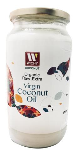 Aceite Coco Orgánico 1lt Prensado Al Frio