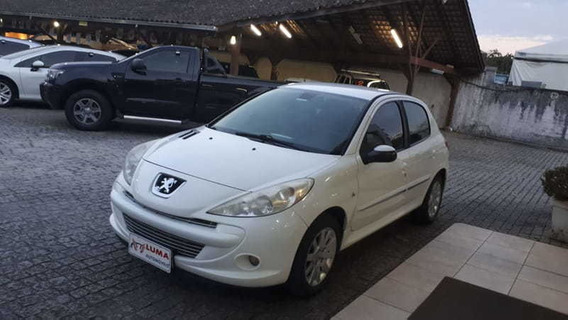 Peugeot 207 Hatch Xs 1.6 16v Flex 4p 2012