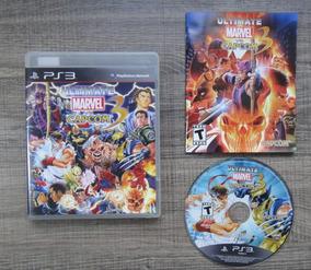 Ultimate Marvel Vs Capcom 3 Ps3 - Mídia Física Lkq
