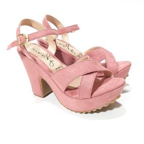 6ec3cbe0 Zapatos Palo Rosa Para Mujer - Ropa y Accesorios en Mercado Libre Perú