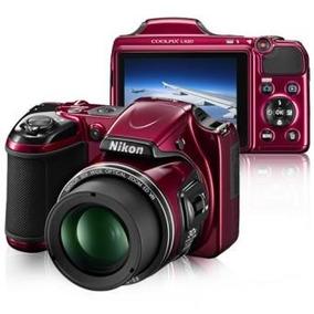 Câmera Digital Nikon Coolpix L830