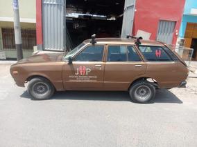 Vendo Datsun Station Wagon Año 89