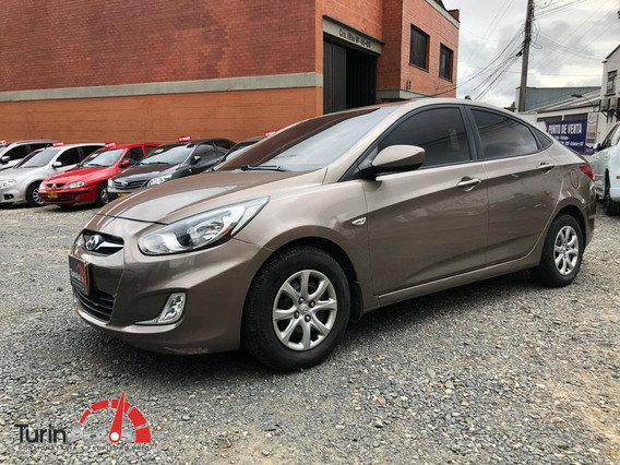 Hyundai Accent Gl I25 1.4 2012