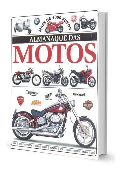 Almanaque Das Motos Honda Kawasaki Vespa Suzuki