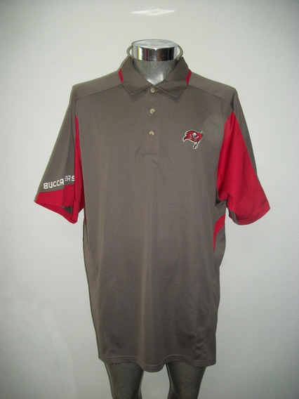 Playera Polo Original Reebok Nfl Bucaneros Tampa Bay Xl