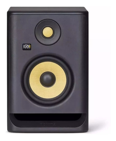Monitores Krk Rokit Rp 5 G4 Bivolt/ Lançamento/ 1 Unidade.